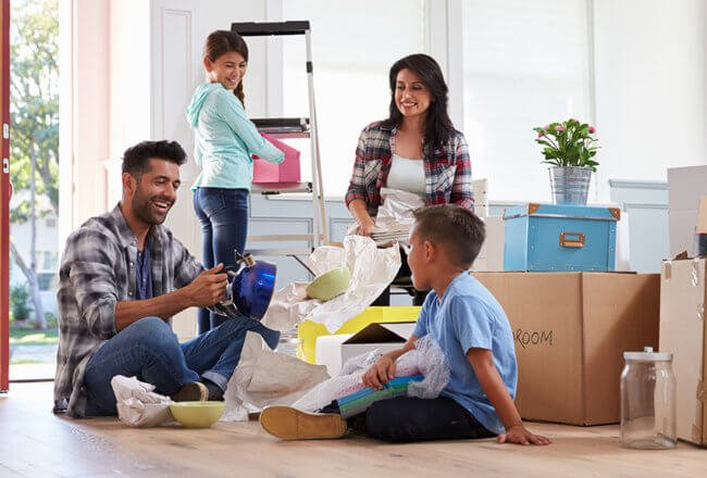 How to Prepare for Your New Home Move-In