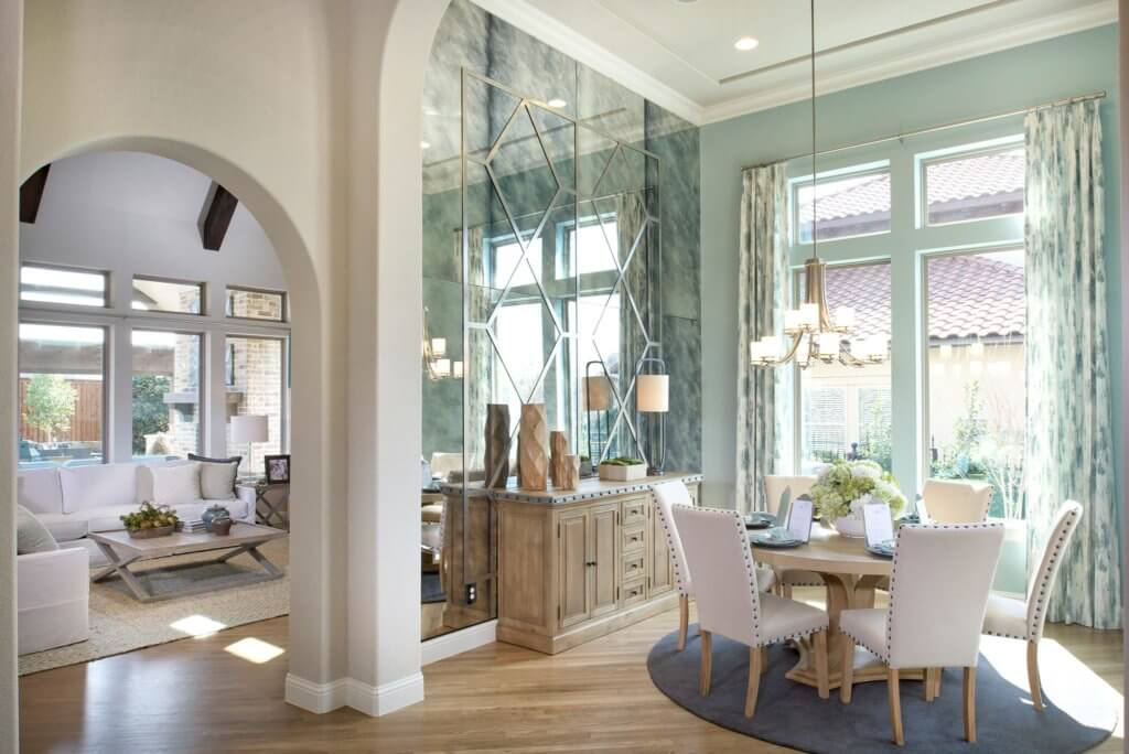 Pastels and Jewel Tones | 2019 Home Design Trends